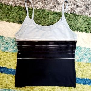 For TEENS blue tank top